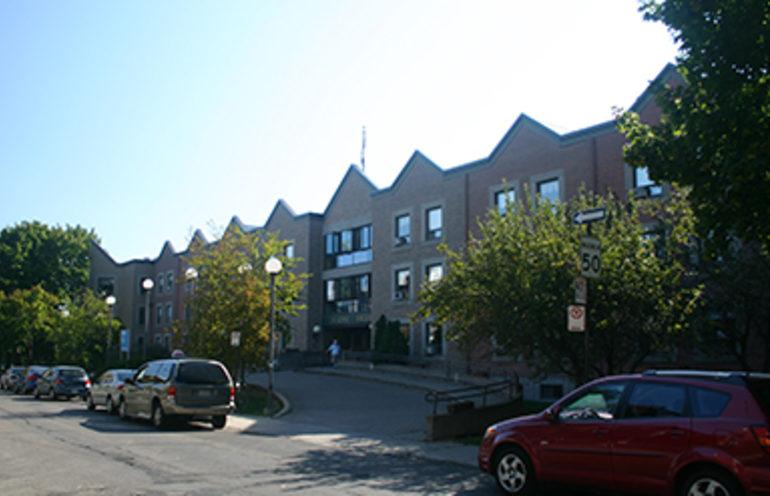 Centre d'hébergement Armand-Lavergne