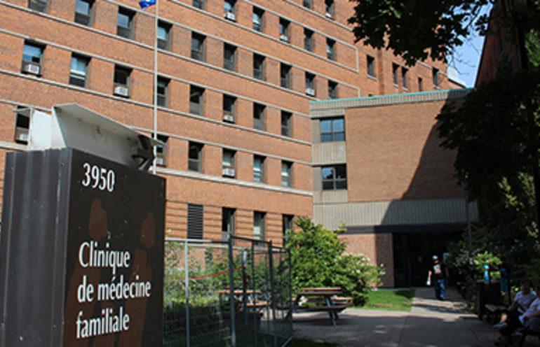 Clinique universitaire de médecine de famille - GMF de Verdun (CUMF-GMF de Verdun)
