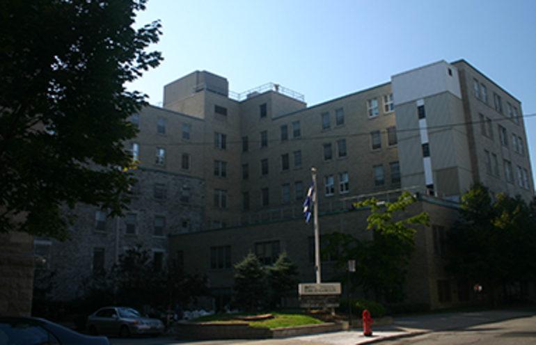 Centre d'hébergement Émilie-Gamelin