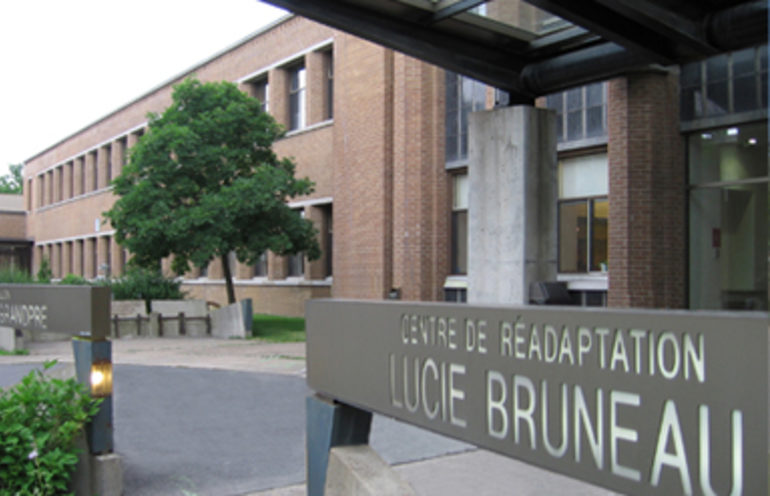 Centre de réadaptation en déficience physique Lucie-Bruneau