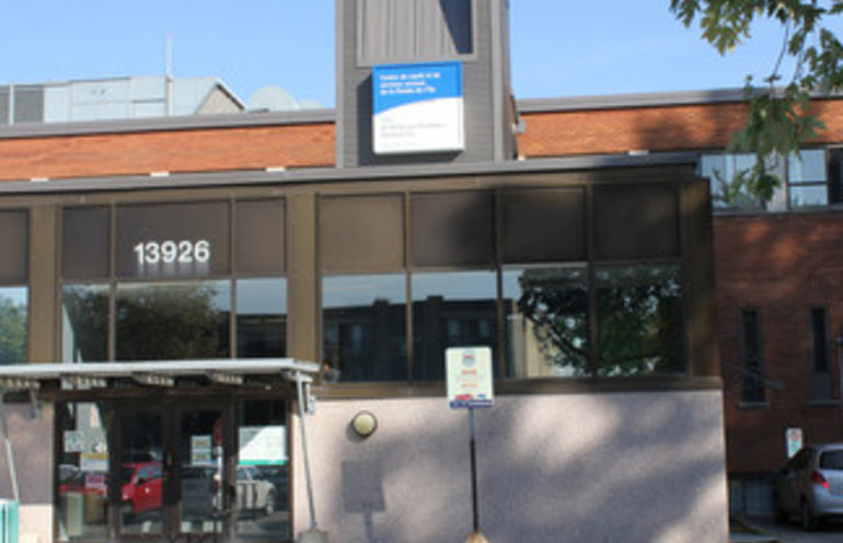 Centre de réadaptation en dépendance - Point de service Notre-Dame Est